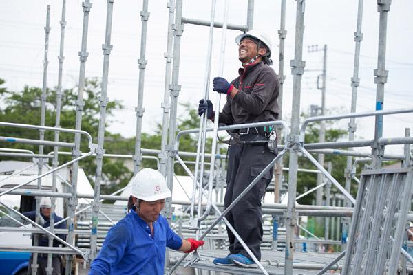 Đi xuất khẩu lao động Nhật Bản theo đơn hàng xây dựng